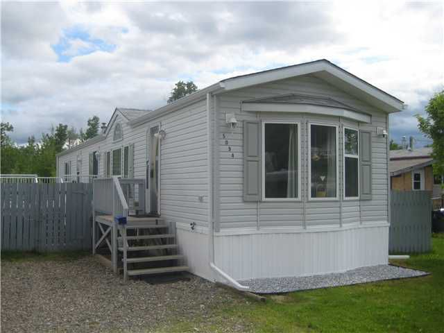 """Main Photo: 5094 HENREY Road in Prince George: Lafreniere Manufactured Home for sale in """"LAFRENIERE"""" (PG City South (Zone 74))  : MLS®# N218016"""