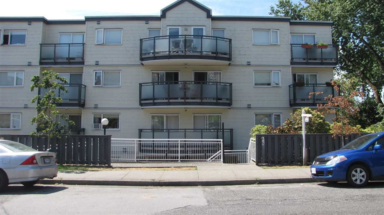 Main Photo: 105 33 N TEMPLETON DRIVE in Vancouver: Hastings Condo for sale (Vancouver East)  : MLS®# R2010448