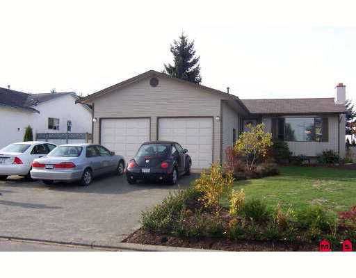 Main Photo: 3473 SAANICH Street in Abbotsford: Abbotsford West House for sale : MLS®# F2624956