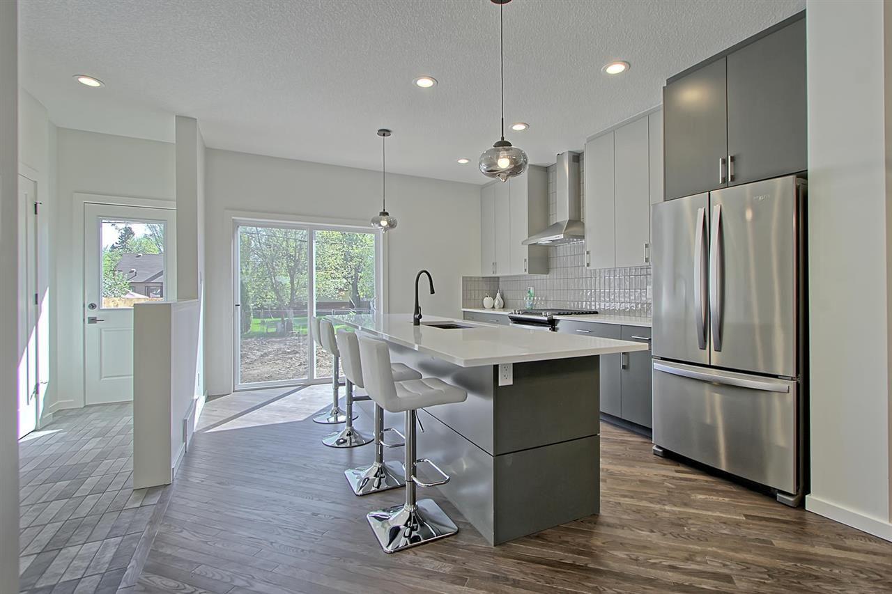Main Photo: 10333 147 ST NW in Edmonton: Zone 21 House Half Duplex for sale : MLS®# E4115863