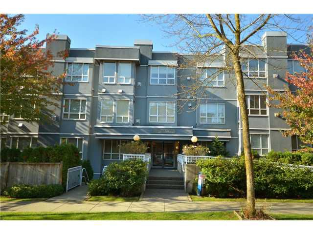 """Main Photo: 203 3 N GARDEN Drive in Vancouver: Hastings Condo for sale in """"3. North Garden Court"""" (Vancouver East)  : MLS®# V929418"""