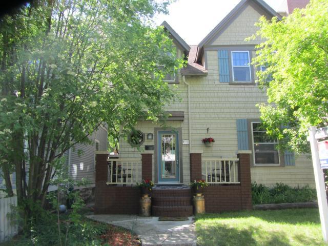 Main Photo: 178 Arlington Street in WINNIPEG: West End / Wolseley Residential for sale (West Winnipeg)  : MLS®# 1210213