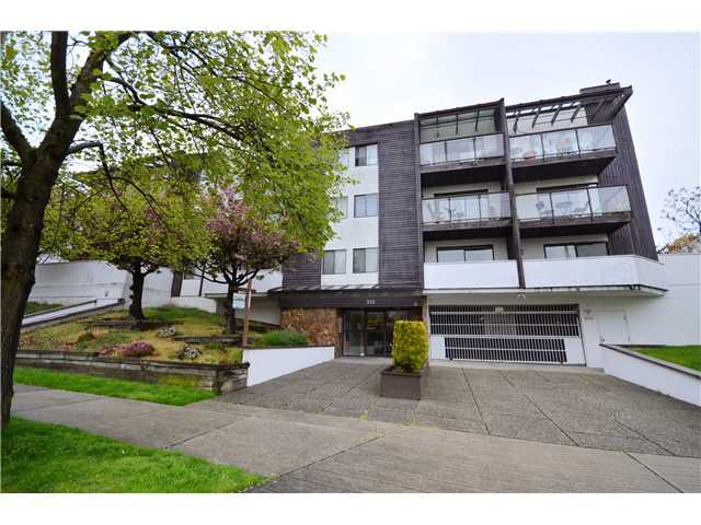 """Main Photo: 308 315 10 Street in New Westminster: Uptown NW Condo for sale in """"SPRINGBOK COURT"""" : MLS®# V958079"""