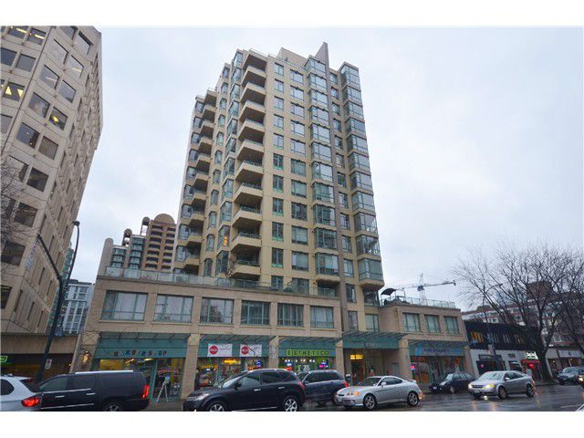 """Main Photo: 604 1238 BURRARD Street in Vancouver: Downtown VW Condo for sale in """"ALTADENA"""" (Vancouver West)  : MLS®# V983749"""