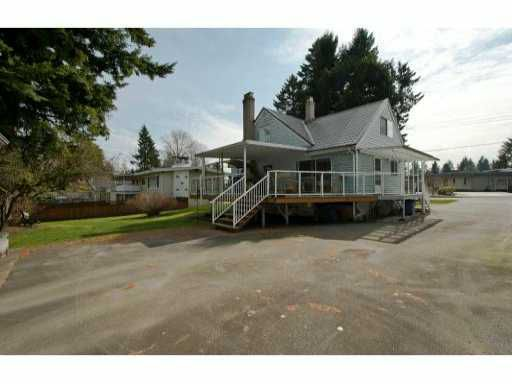 Main Photo: 1209 COTTONWOOD Avenue in Coquitlam: Central Coquitlam House for sale : MLS®# V998054