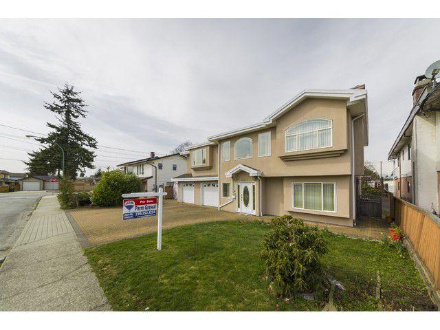 Main Photo: 8011 15TH AV in Burnaby: East Burnaby House for sale (Burnaby East)  : MLS®# V1054601