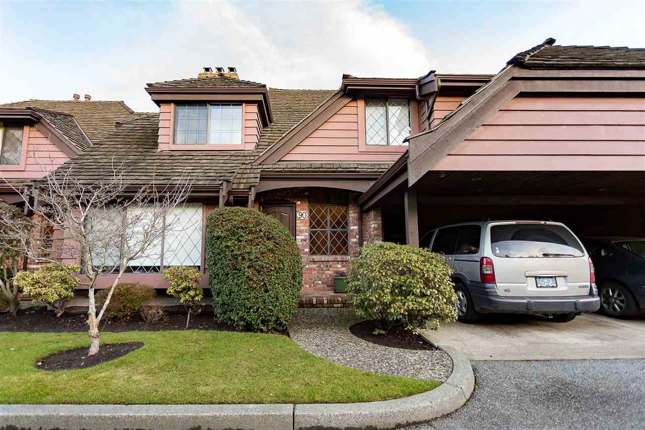 Main Photo: 90 6600 LUCAS ROAD in Richmond: Woodwards Townhouse for sale : MLS®# R2136707