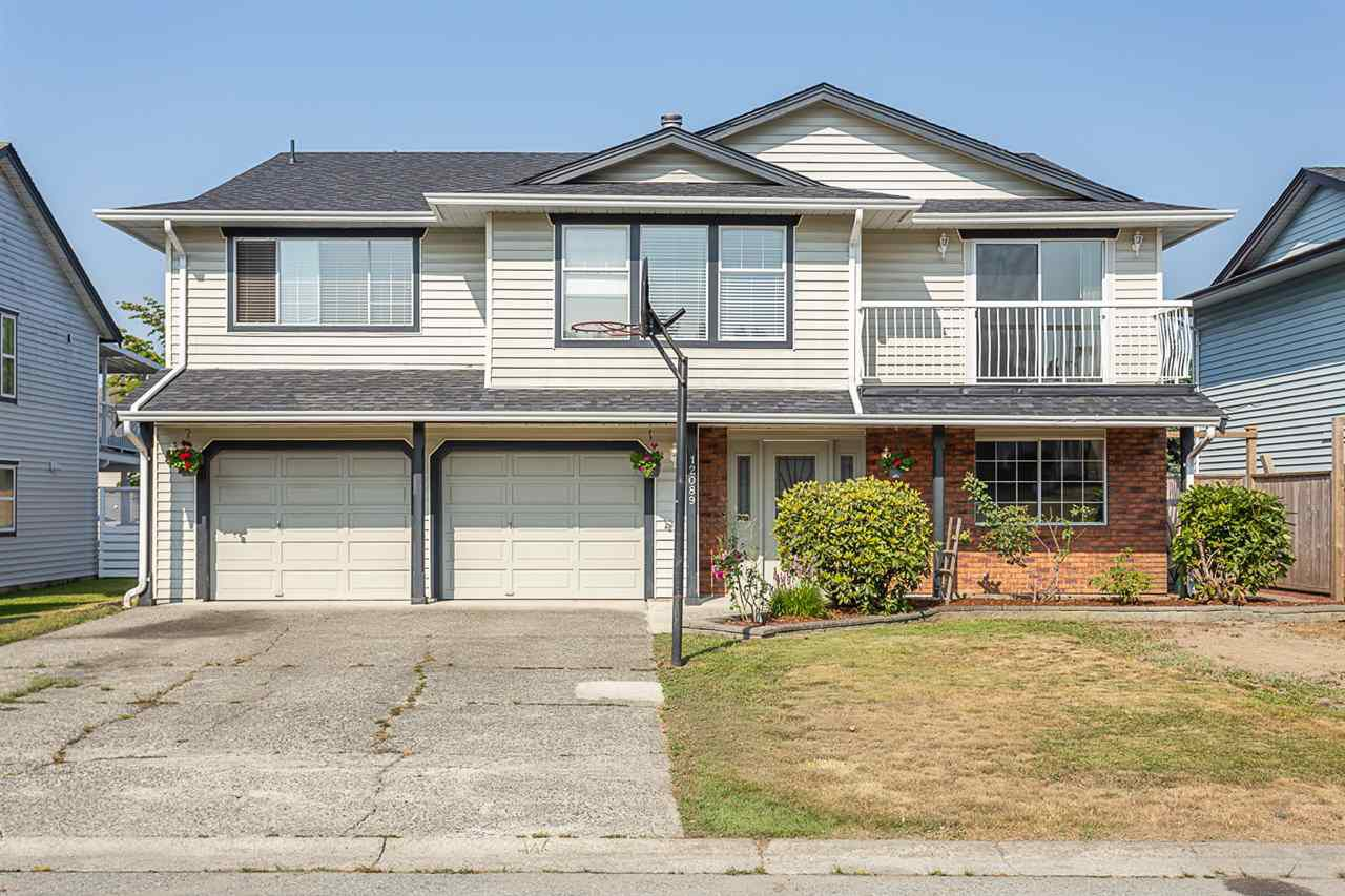 Main Photo: 12089 202 Street in Maple Ridge: House for sale : MLS®# R2294241