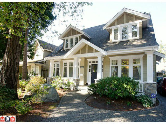 "Main Photo: 12513 24TH Avenue in Surrey: Crescent Bch Ocean Pk. House for sale in ""OCEAN PARK"" (South Surrey White Rock)  : MLS®# F1222968"