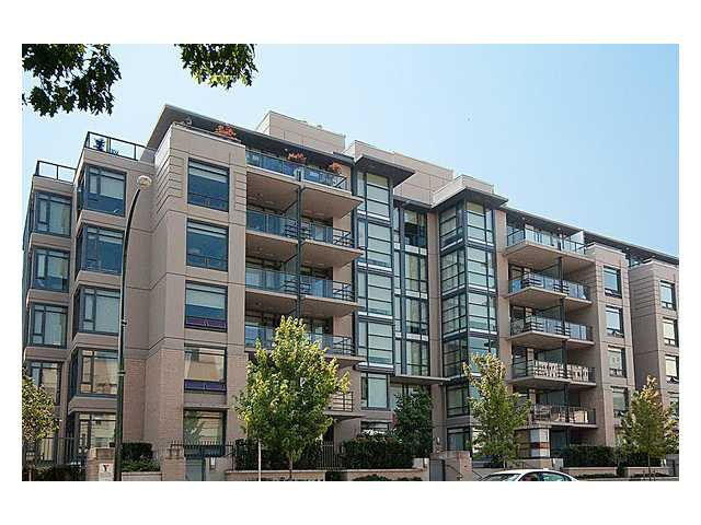 """Main Photo: 211 750 W 12TH Avenue in Vancouver: Fairview VW Condo for sale in """"TAPESTRY"""" (Vancouver West)  : MLS®# V1002282"""