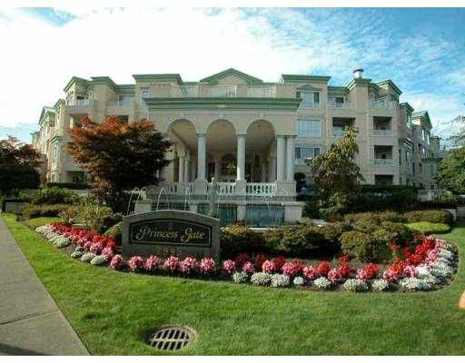 "Main Photo: 206 2995 PRINCESS CR in Coquitlam: Canyon Springs Condo for sale in ""PRINCESS GATE"" : MLS®# V593386"