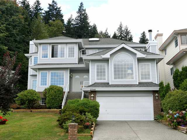Main Photo: 2768 Nadina Drive in Coquitlam: Coquitlam East House for sale : MLS®# V1084204