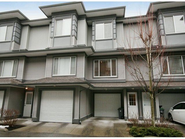 Main Photo: 73 18701 66th Ave in Cloverdale: Cloverdale BC Townhouse for sale : MLS®# F1405155