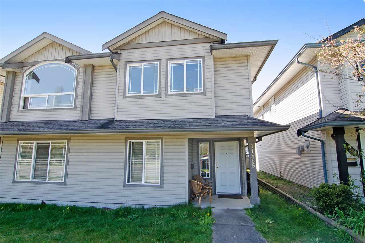 Main Photo: 11565 240 STREET in Maple Ridge: Cottonwood MR House for sale : MLS®# R2054722