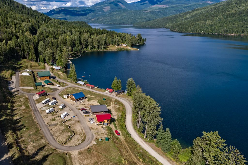 Main Photo: 1681 Sugar Lake Road in Lumby: Cherryville Recreational for sale (North Okanagan)