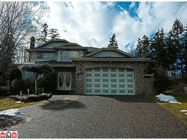 Main Photo: 16668 MAPLETREE CLOSE in : Fraser Heights House for sale : MLS®# F1106396