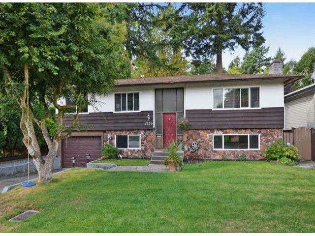 Main Photo: 4779 202 in Langley: Langley City House for sale : MLS®# F1321982