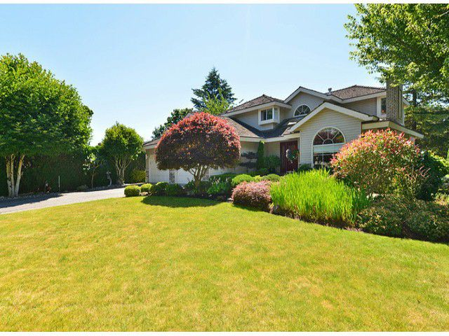 """Main Photo: 35102 PANORAMA Drive in Abbotsford: Abbotsford East House for sale in """"Everett Estates"""" : MLS®# F1417437"""