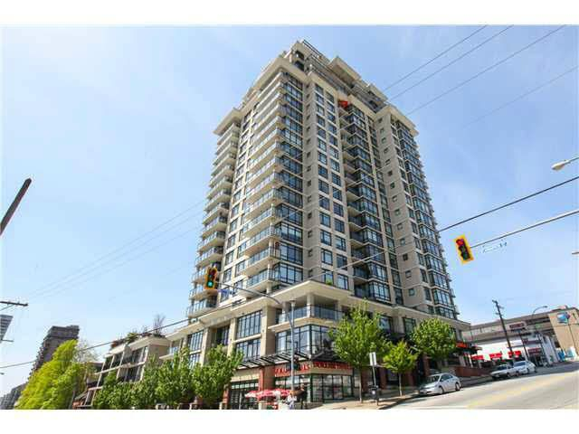 Main Photo: 1405 610 VICTORIA STREET in NEW WEST: Downtown NW Condo for sale (New Westminster)  : MLS®# V1124158