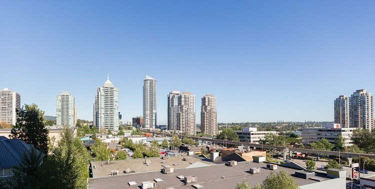 Main Photo: 706 4132 HALIFAX STREET in Burnaby: Brentwood Park Condo for sale (Burnaby North)  : MLS®# R2022949