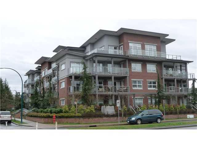 Main Photo: 202 2488 Kelly Avenue in Port Coquitlam: Central Pt Coquitlam Condo for sale : MLS®# V939993