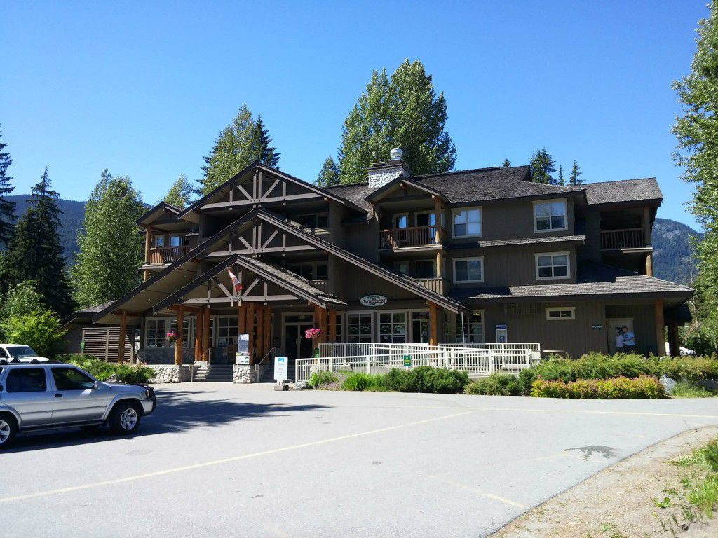 Main Photo: ~ CAFE & CATERING ~ in Whistler: Business for sale : MLS®# C8011980