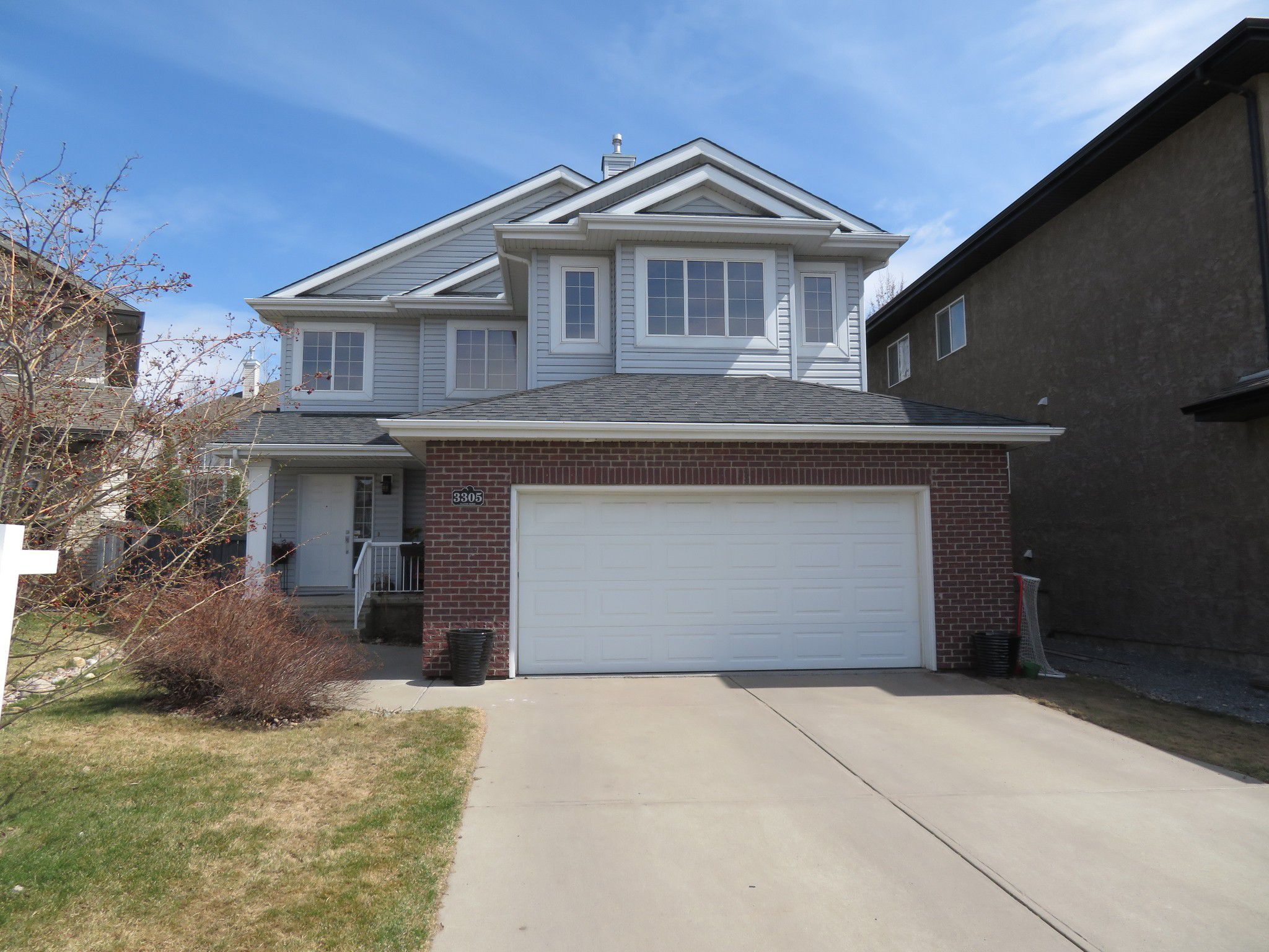 Main Photo: 3305 McCall Court in EDMONTON: House for sale