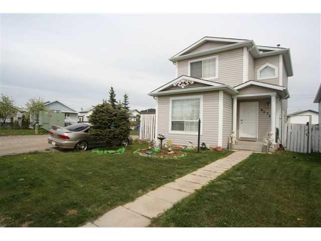Main Photo: 8075 LAGUNA Way NE in CALGARY: Monterey Park Residential Detached Single Family for sale (Calgary)  : MLS®# C3526245