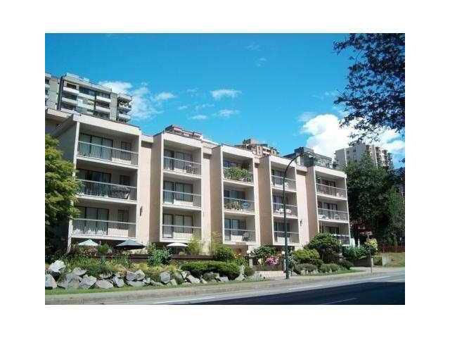 Main Photo: 414 1215 PACIFIC Street in Vancouver: West End VW Condo for sale (Vancouver West)  : MLS®# V965759