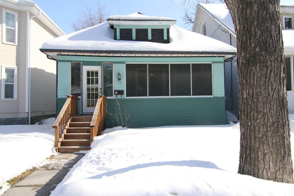 Welcome to 53 Evanson, located south of Wolseley Ave