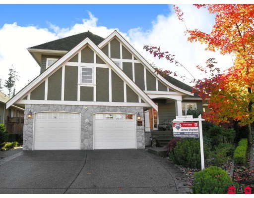Main Photo: 3709 154A Street in South Surrey: Home for sale : MLS®# F2727398