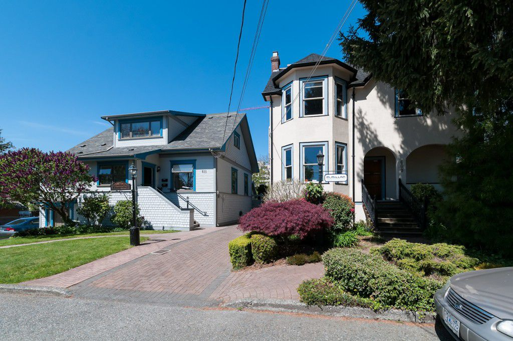 """Main Photo: 609 BENT CT in New Westminster: Uptown NW House for sale in """"UPTOWN"""" : MLS®# V1005805"""