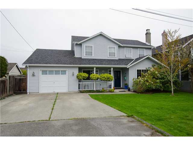 "Main Photo: 11106 6TH Avenue in Richmond: Steveston Villlage House for sale in ""Steveston Village"" : MLS®# V1015826"