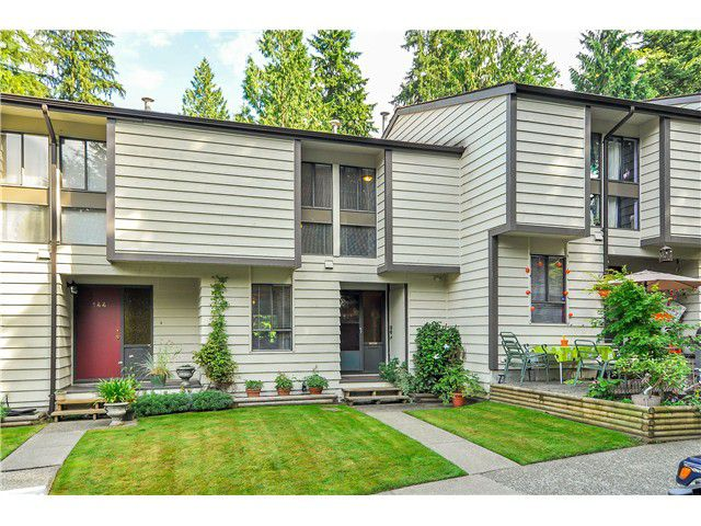 Main Photo: 146 BROOKSIDE DR in Port Moody: Port Moody Centre Condo for sale : MLS®# V1038992