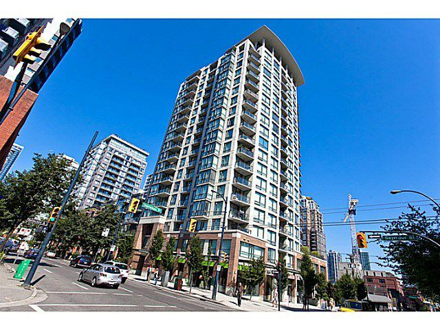 Main Photo: # 1910 1082 SEYMOUR ST in Vancouver: Downtown VW Condo for sale (Vancouver West)  : MLS®# V1132267