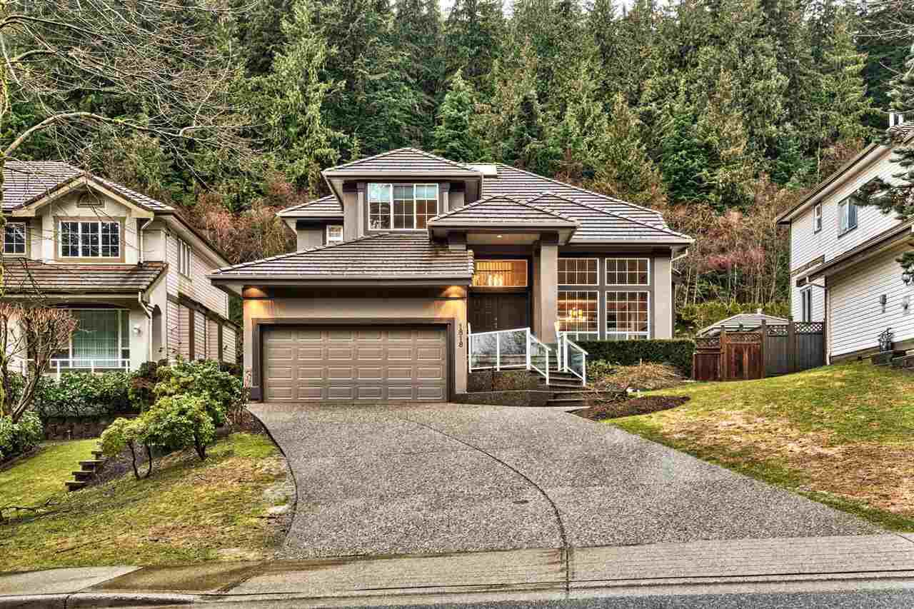 Main Photo: 1818 CAMELBACK COURT in Coquitlam: Westwood Plateau House for sale : MLS®# R2144738