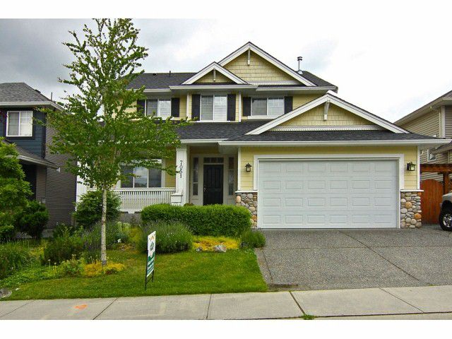 "Main Photo: 7051 196B Street in LANGLEY: Willoughby Heights House for sale in ""ROUTLEY"" (Langley)  : MLS®# F1314204"