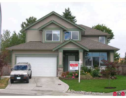 "Main Photo: 7192 196A ST in Langley: Willoughby Heights House for sale in ""Cobblestone"" : MLS®# F2617020"