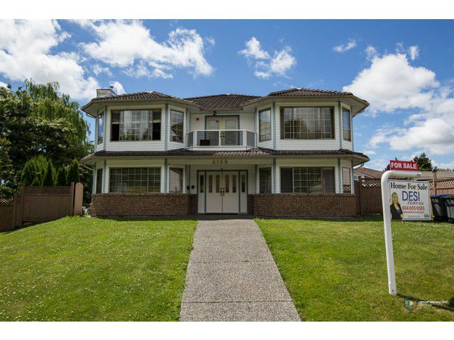 Main Photo: 8189 144A ST in Surrey: Bear Creek Green Timbers House for sale : MLS®# F1415727