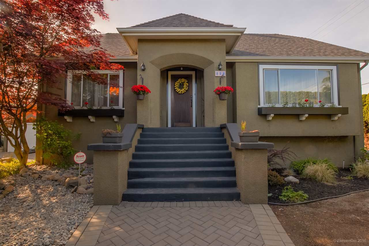 Main Photo: 803 DUBLIN STREET in New Westminster: Moody Park House for sale : MLS®# R2068106