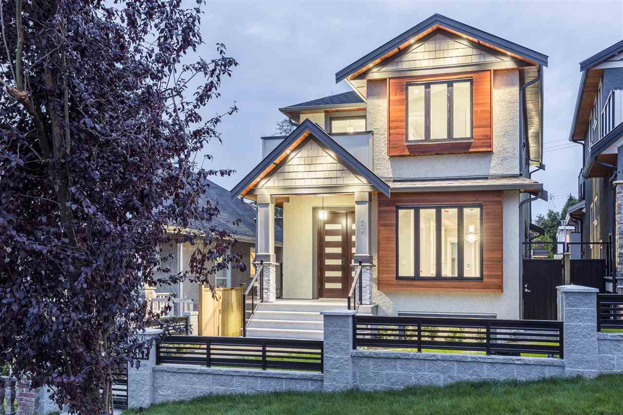 Main Photo: 3639 OXFORD STREET in Vancouver: Hastings East House for sale (Vancouver East)  : MLS®# R2113776