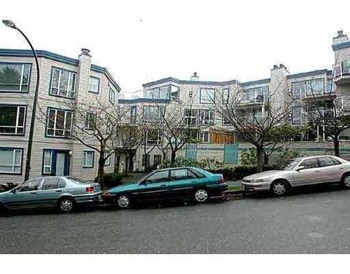 """Main Photo: 302 2288 LAUREL ST in Vancouver: Fairview VW Condo for sale in """"PARKVIEW TERRACE"""" (Vancouver West)  : MLS®# V584284"""