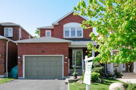 Main Photo: 83 Booth Crescent in Ajax: Freehold for sale