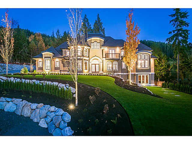 Main Photo: 176 KINSEY DR: Anmore House for sale (Port Moody)  : MLS®# V1036027