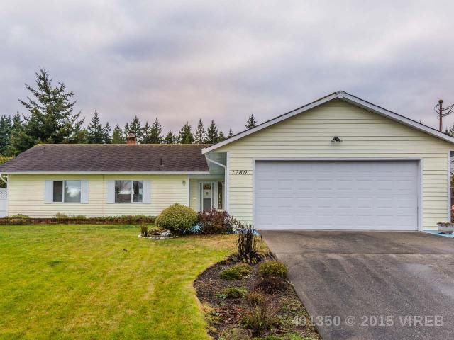Main Photo: 1280 Juke's Place in Parksille: Z5 French Creek House for sale (Zone 5 - Parksville/Qualicum)  : MLS®# 401350