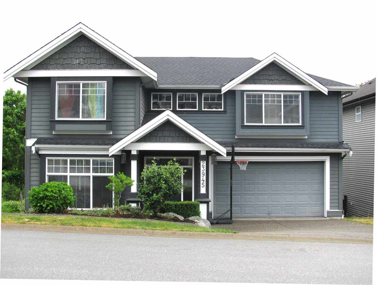 Main Photo: 23945 107 AVENUE in Maple Ridge: Albion House for sale : MLS®# R2070294