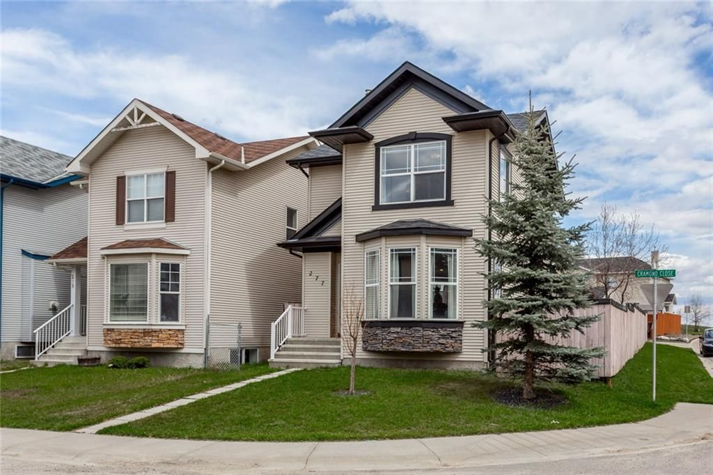 Main Photo: 277 CRAMOND CL SE in Calgary: Cranston House for sale : MLS®# C4182986