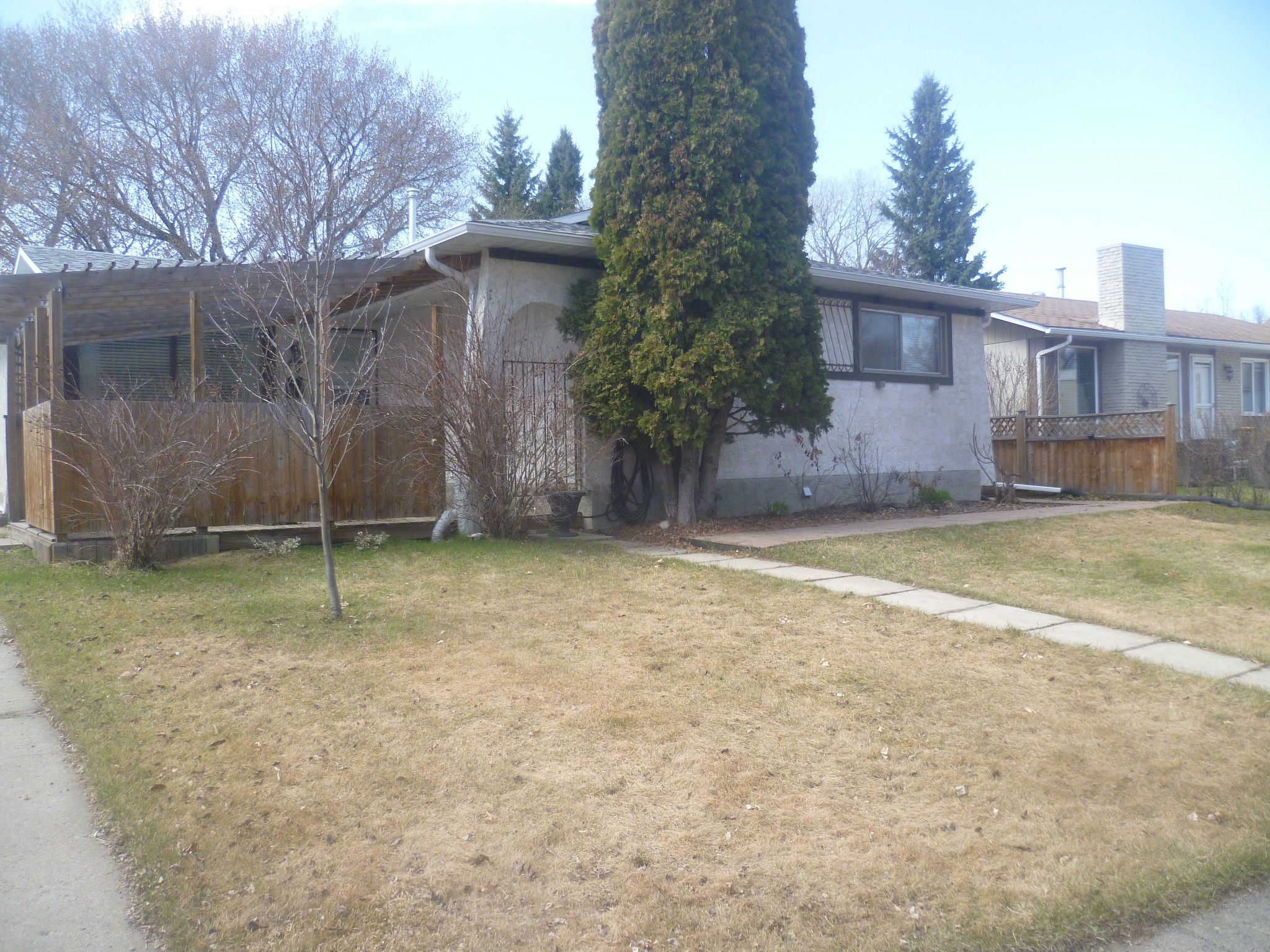 Main Photo: 40 Laurier Cres. basement suite in St. Albert: basement suite for rent