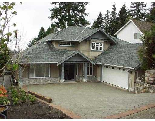 Main Photo: 1227 DYCK RD in North Vancouver: Lynn Valley House for sale : MLS®# V577033