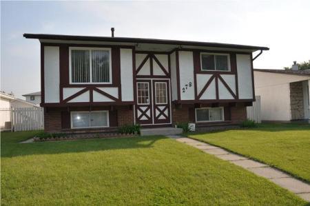 Main Photo: 278 MAPLEGLEN DR in Winnipeg: Residential for sale (Canada)  : MLS®# 1012767